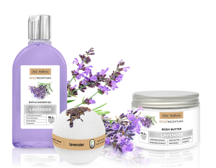FRENCH LAVENDER - ECO RECEPTURA