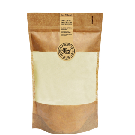 Apricot Oil & Fig Opuntia bath powder