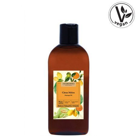 Citrus Melon Mint massage oil
