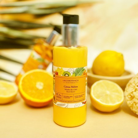 Citrus Melon bath & shower gel