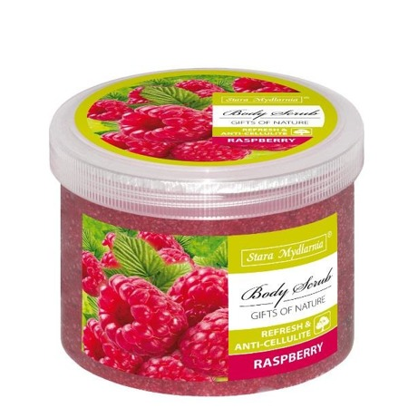DN Raspberry - Body Scrub