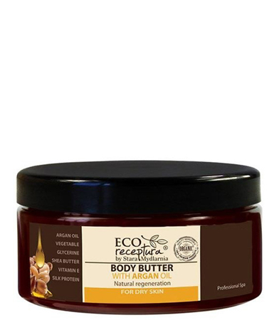 Eco Receptura Argan - Body Butter