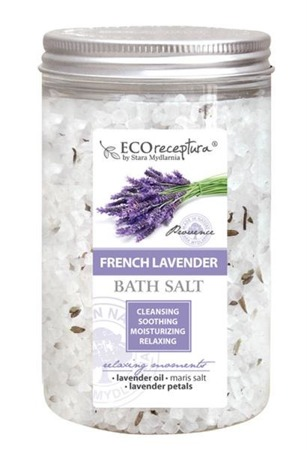Eco Receptura French Lavender - Bath Salt
