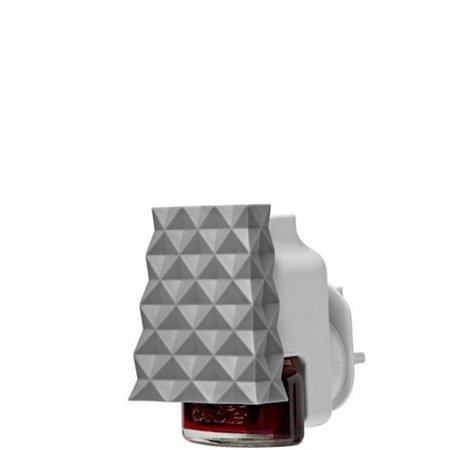 Faceted scentplug diffuser