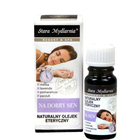 For a good sleep - Natural essential oil