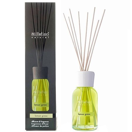 Fragrance diffuser MILLEFIORI - Lemon Grass