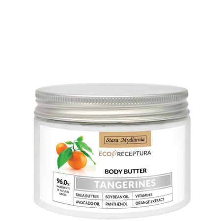 Tangerines body butter