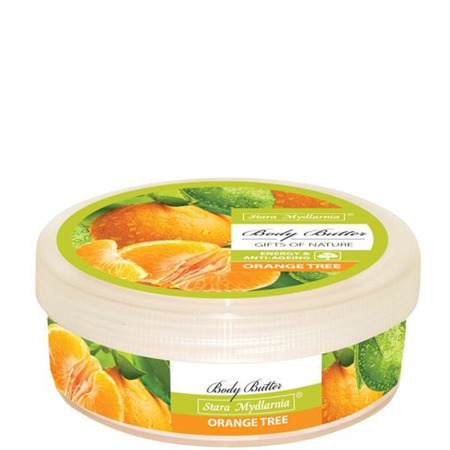 Orange Tree body butter