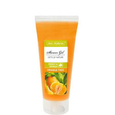 Orange Tree shower gel