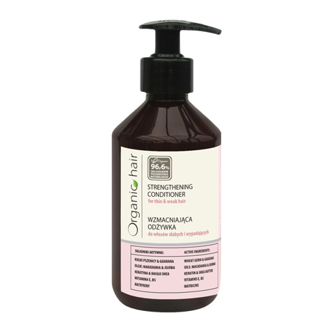 Organic Hair strenghtening conditioner