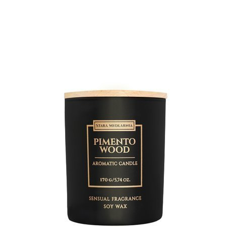 Pimento Wood Aromatic candle
