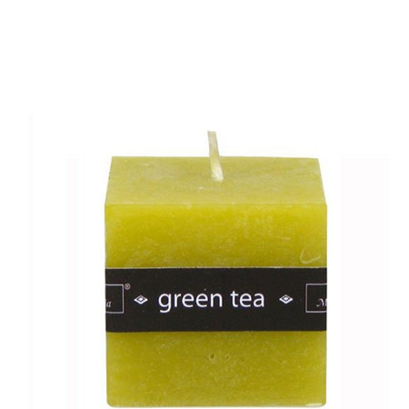 Scented candle Green Tea
