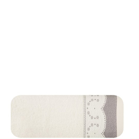 Towel Tina 70x140 - cream (01)