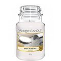 Baby Powder Candle