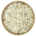 Organic Spa sea salt with lavender and rosemary