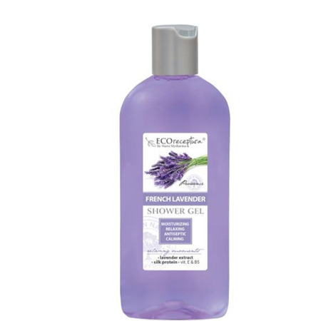 Eco Receptura French Lavender -  Żel pod prysznic 300 ml
